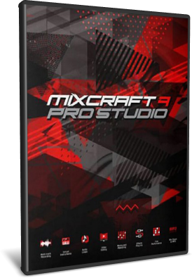 Acoustica Mixcraft Pro Studio v9.0 Build 436 - ITA