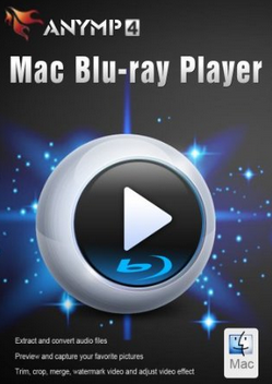 [MAC] AnyMP4 Mac Blu-ray Player v6.3.12 - ENG