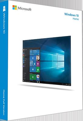 Microsoft Windows 10 1511.1 Home - Aprile 2016 - Ita