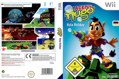 [WII] Agent Hugo: Hula Holiday (2008) - ITA
