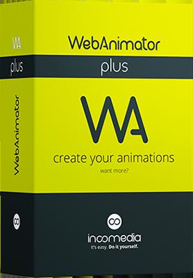 Incomedia WebAnimator Plus v3.0.4 Multi - ITA
