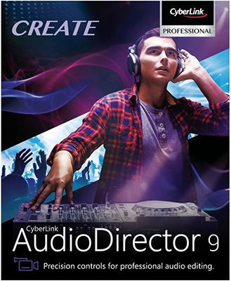 CyberLink AudioDirector Ultra v9.0.2217.0 - Ita