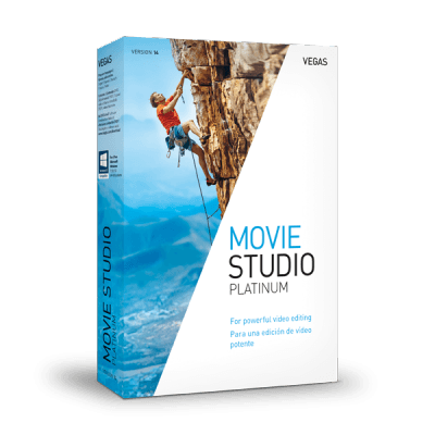 MAGIX VEGAS Movie Studio Platinum 16.0.0.142 x64 - ENG