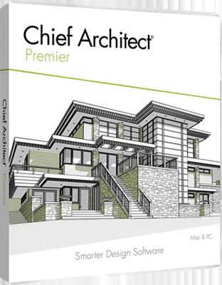 Chief Architect Premier x10 v20.2.2.3 64 Bit - Eng
