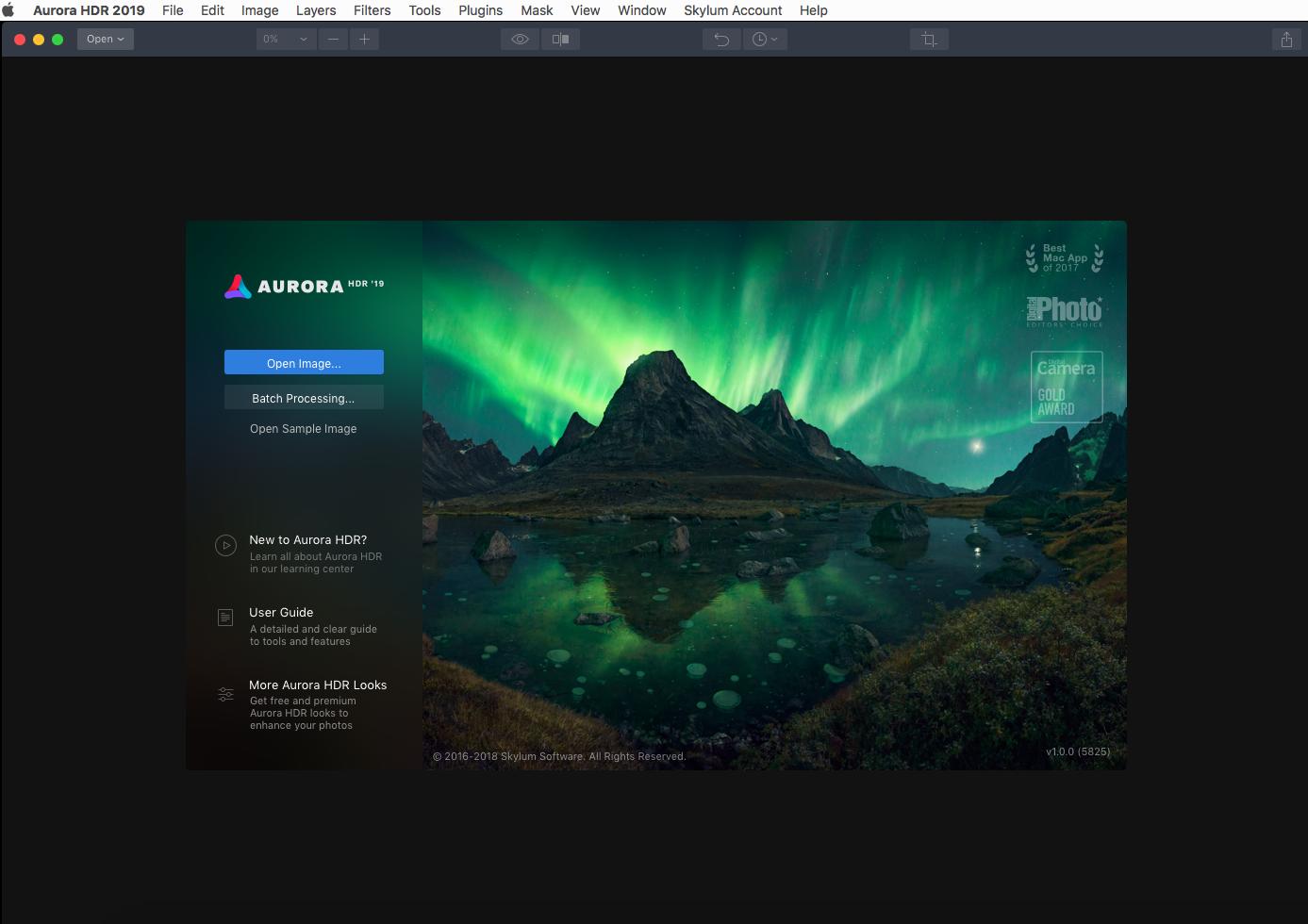 [MAC] Aurora HDR 2019 v1.0.0 (6432) macOS - ENG