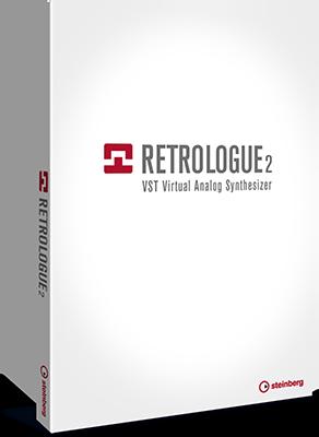 Steinberg Retrologue v2.2.0 64 Bit - Eng