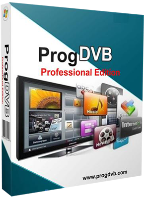 ProgDVB & ProgTV Professional v7.32.1 - ITA