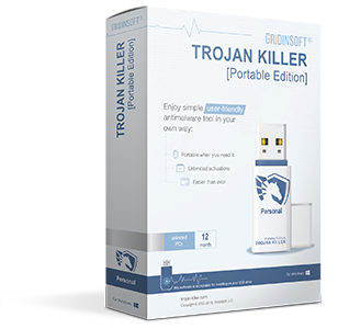 GridinSoft Trojan Killer v2.1.18 - ENG