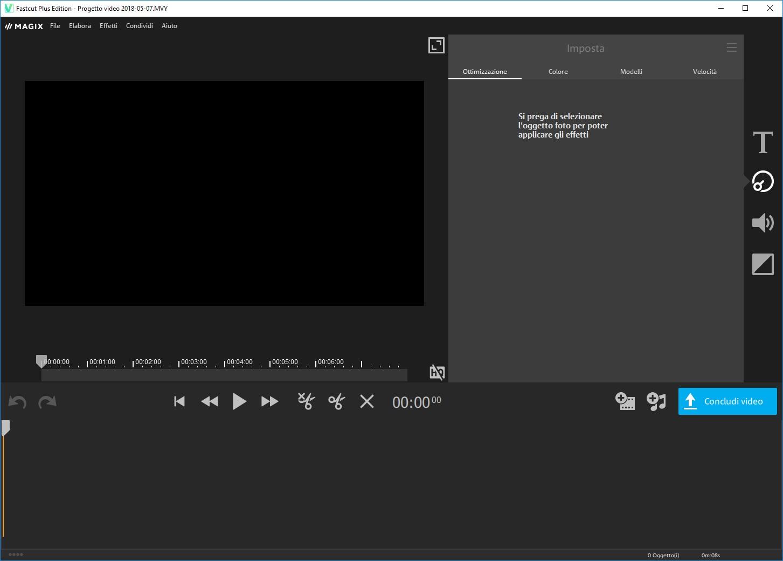 MAGIX Fastcut Plus Edition v3.0.2.104 x64 - ITA