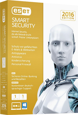 ESET NOD32 Smart Security v9.0.375.1 - Ita