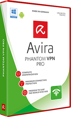 Avira Phantom VPN Pro v2.5.1.27035 DOWNLOAD ENG