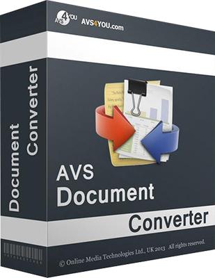 [PORTABLE] AVS Document Converter v3.0.2.238 - Ita