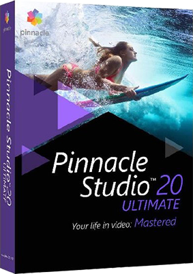 Pinnacle Studio Ultimate v20.5.0 + Content Pack DOWNLOAD ITA