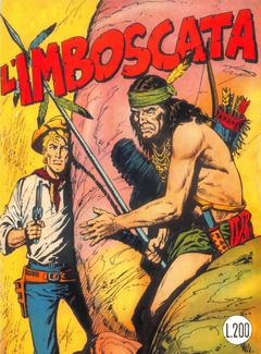 Zenit Gigante 017 - L'imboscata (1962)
