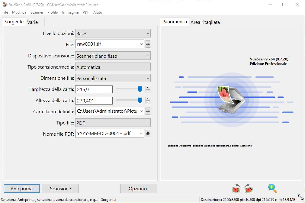 [PORTABLE] VueScan Pro v9.7.20 Portable - ITA