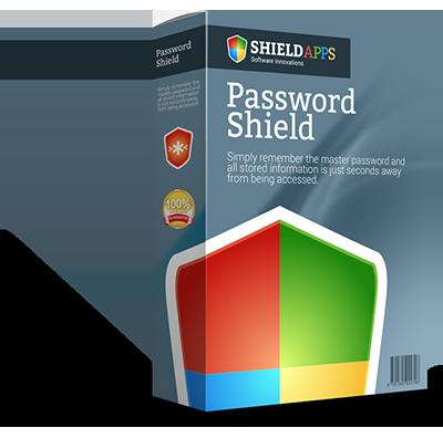 Password Shield Pro v1.9.5 - ENG
