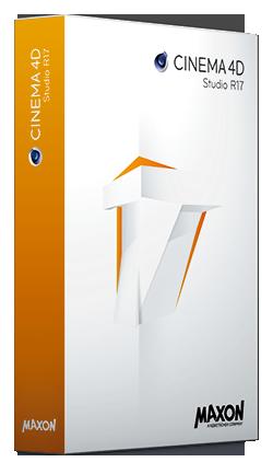 Maxon CINEMA 4D R17.048 Hybrid - Ita