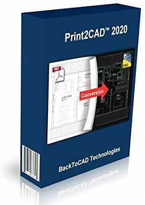 [PORTABLE] BackToCAD Print2CAD 2020 v21.25 x64 Portable - ENG