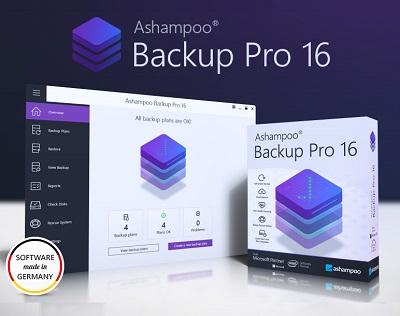 Ashampoo Backup Pro v16.02 - ITA
