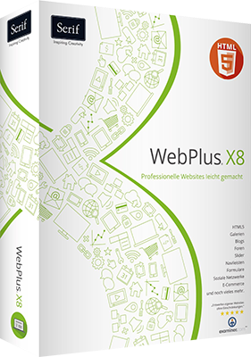 Serif WebPlus X8 v16.0.4.32 - Eng