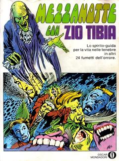 Gli Oscar Mondadori n. 401 - Mezzanotte con Zio Tibia (1972)