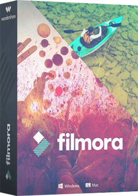 Wondershare Filmora v8.7.3.1 64 Bit + Effect Packs - Ita