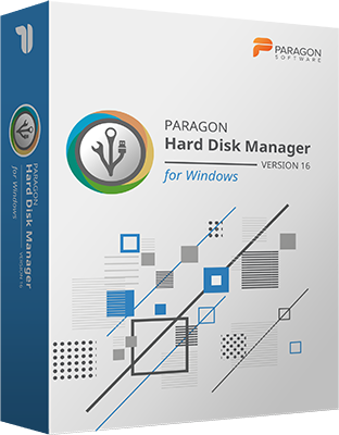 Paragon Hard Disk Manager 16 Basic v16.18.6 WinPE Edition - ENG