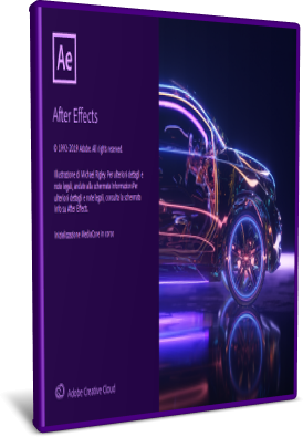 Adobe After Effects 2020 v17.0.2.26 64 Bit - ITA