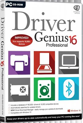 Driver Genius Professional 16.0.0.245 - Multi/ITA | 11 Mb