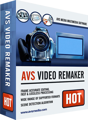 AVS Video ReMaker v6.2.2.227 - Ita