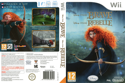 [WII] Ribelle - The Brave: The Video Game (2012) - ITA