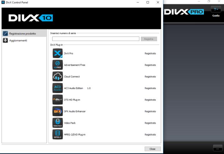 DivX Pro v10.8.7 - ITA