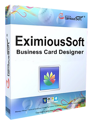 EximiousSoft Business Card Designer Pro 3.25 - ENG