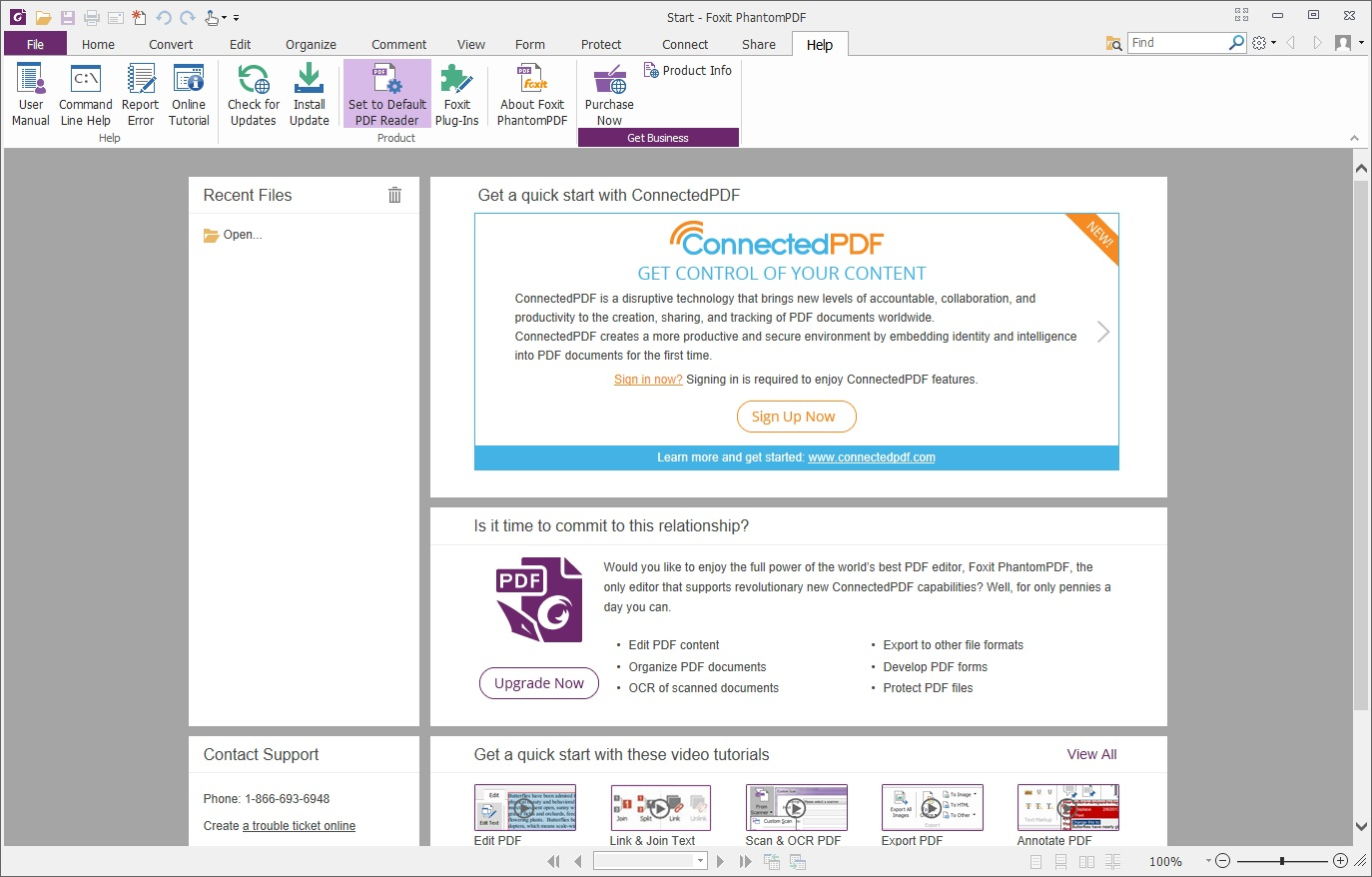 Foxit reader как сделать pdf 127
