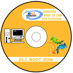 DLC Boot 2019 v3.6 Build 190411 - Eng
