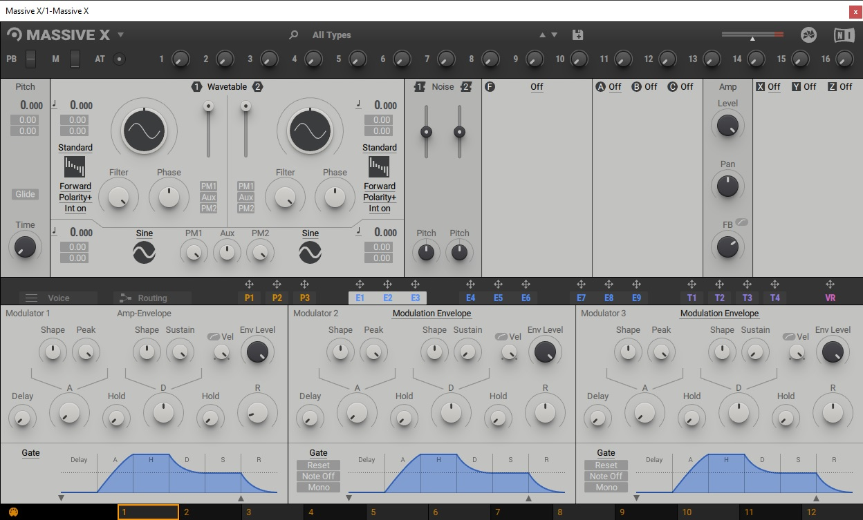 Native Instruments Massive X v1.3.3 x64 - ENG