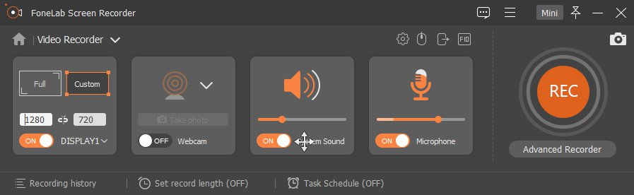 FoneLab Screen Recorder 1.0.36 - ENG