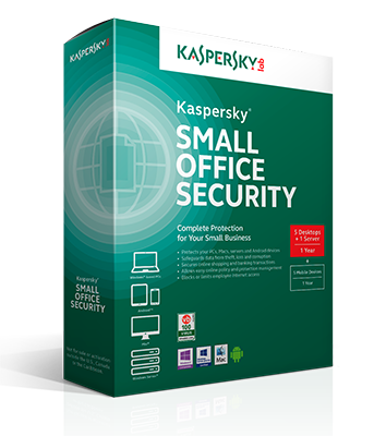 Kaspersky Small Office Security v17.0.0.611.0.2245.0 - ITA