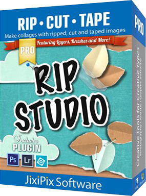 JixiPix Rip Studio Pro v1.0.7 - ENG