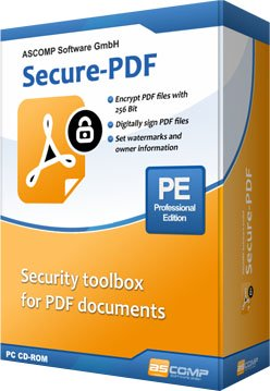 [PORTABLE] Secure-PDF Professional Edition 2.000 Portable - ENG