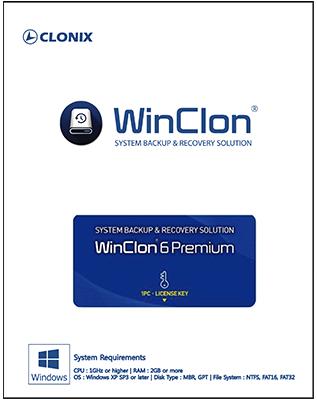 Clonix Winclon Premium 6.3.0.2 - ENG