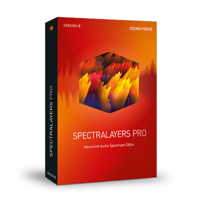 MAGIX SpectraLayers Pro v5.0.134 64 Bit - Eng