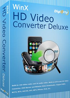 WinX HD Video Converter Deluxe v5.9.9.275 Build 23.05.2017 DOWNLOAD ITA