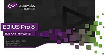 Grass Valley EDIUS Pro v8.5.3.3262 64 Bit - Ita