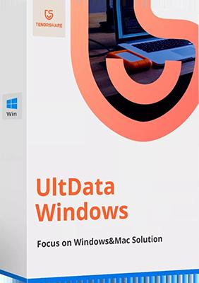 Tenorshare UltData - Windows v7.1.0.18 - ENG