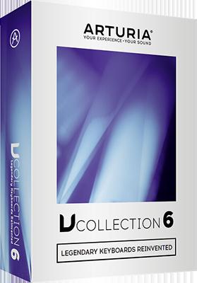 Arturia V Collection 6 v6.0.1 - Eng