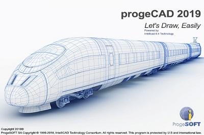 progeCAD 2019 Professional v19.0.6.16/15 - Eng