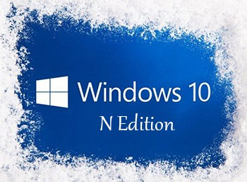 Microsoft Windows 10 Pro N Edition v1903 - Ottobre 2019 - Ita