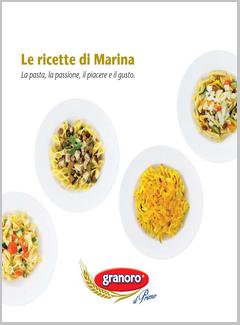 Marina Mastromauro - Le Ricette di Marina. La pasta, la passione, il piacere e il gusto (2015)