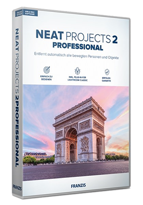 [MAC] Franzis NEAT projects professional v2.24.02872 - Eng
